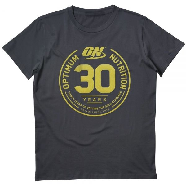 CAMISETA OPTIMUM NUTRITION 30 ANIVERSARIO
