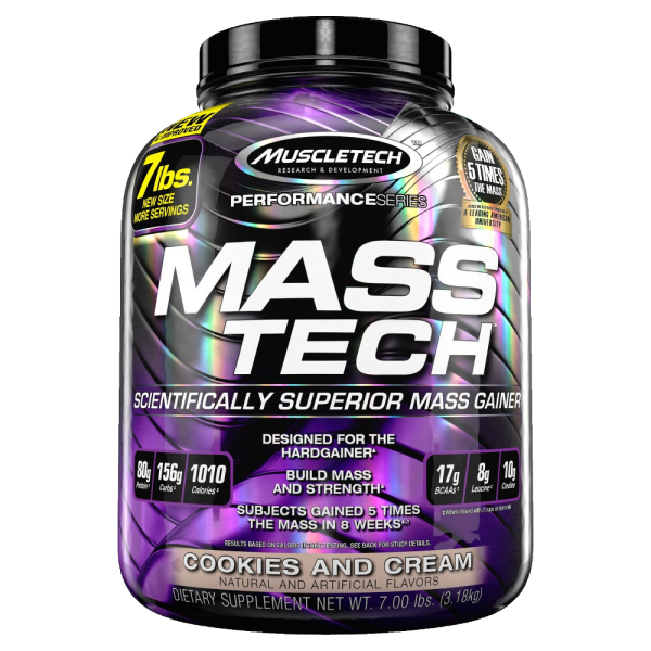 MASS TECH PERFORMANCE SERIES 3,2 Kg.