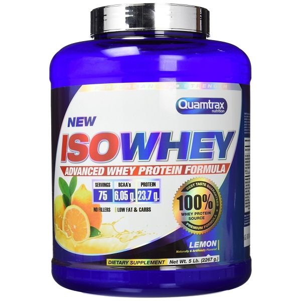 ISO WHEY - 2,3 KG.