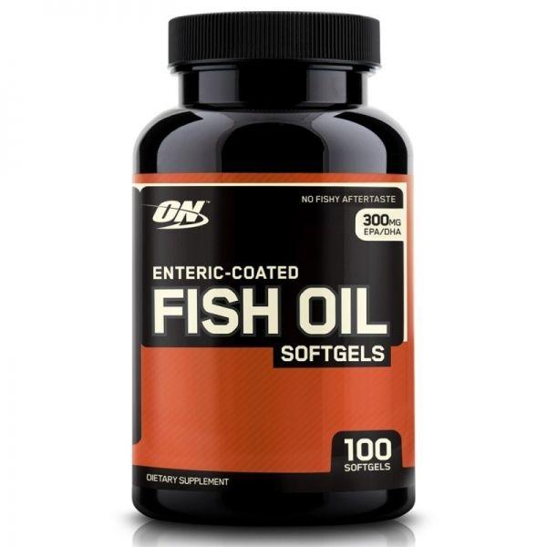 Fish Oil (Omega 3) - 100 perlas (ON)