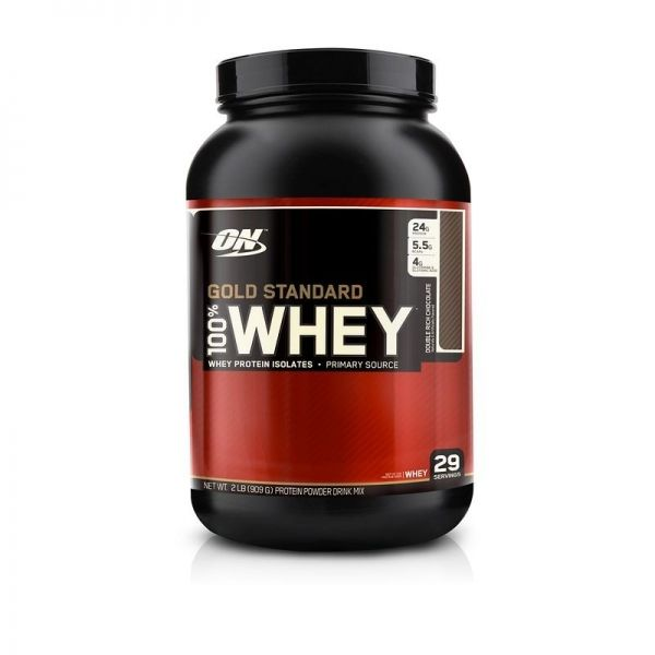100% Whey Gold Standard - 908 g. (ON)