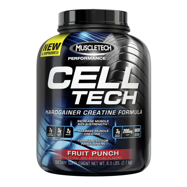 CELLTECH PERFORMANCE SERIES - 2,7 KG.