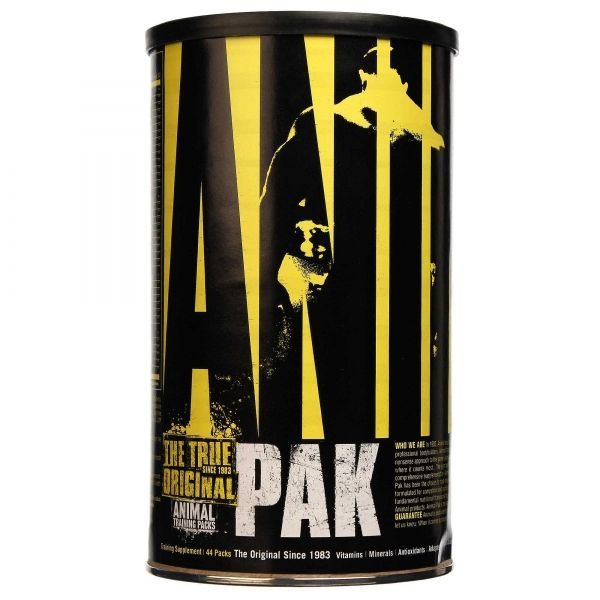 ANIMAL PAK 44 PACKS (ANIMAL UNIVERSAL)