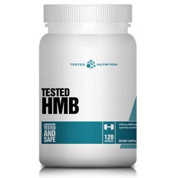 HMB 120 CAPSULAS (TESTED)