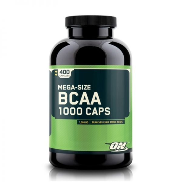 BCAA 1000 - 400 caps. (ON)