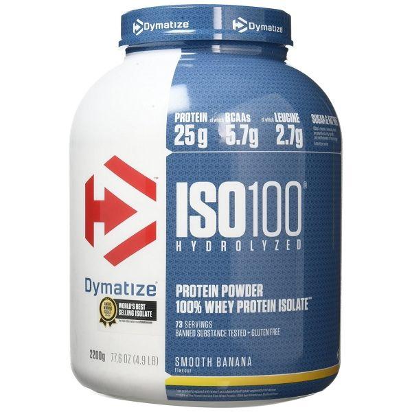 ISO 100 - 2,2 KG. ¡NUEVA!