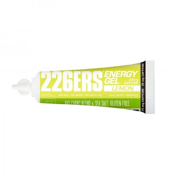ENERGY GEL BIO - 25 MG. (226ERS)