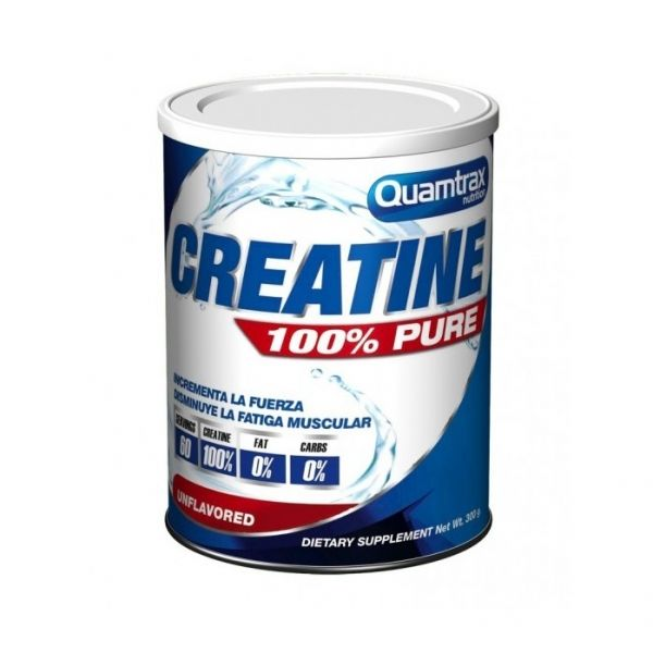 PURE CREATINE 300gr. (QUAMTRAX)