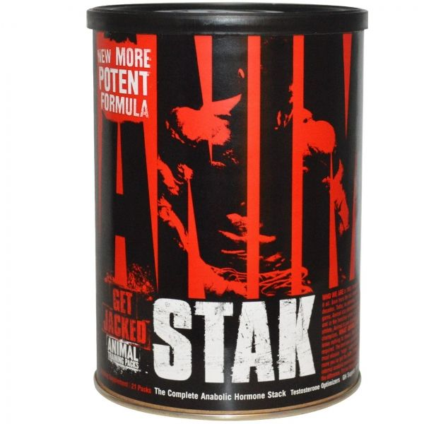 ANIMAL STAK - 21 PACKS