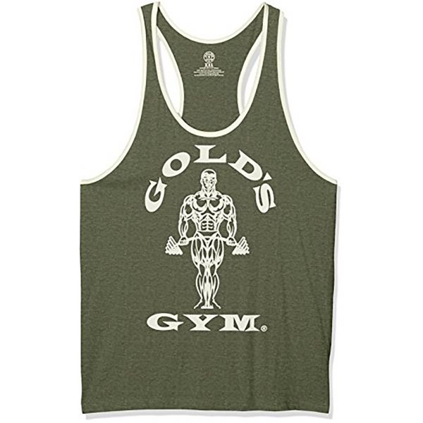 STRINGER JOE CONTRAST - CAMISETA DE TIRANTES - (GOLD'S GYM)