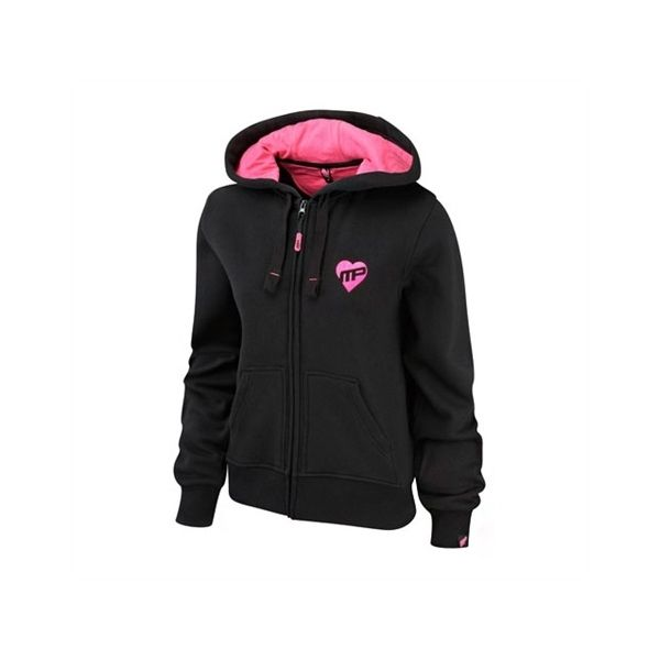 LADIES HOODIE - SUDADERA MUJER STRONG IS THE NEW SEXY (MUSCLEPHARM)