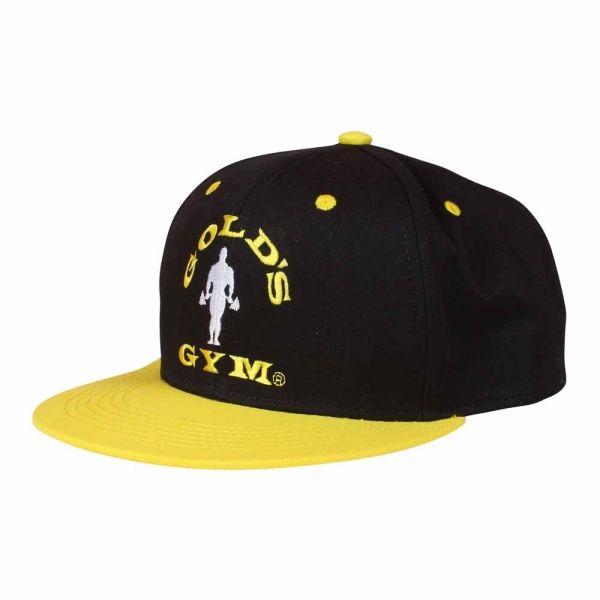 FLAT CAP - GORRA CON VISERA RECTA (GOLD´S GYM)