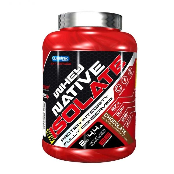 NATIVE WHEY ISOLATE - 2KG.