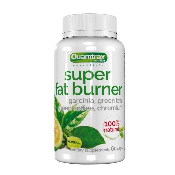 SUPER FAT BURNER- 60 CÁPS. (QUAMTRAX)