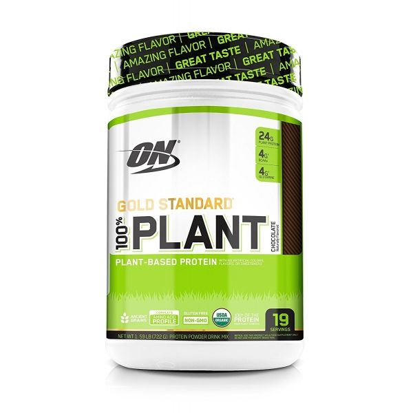 100% GOLD STANDARD PLANT - 684 GR. (OPTIMUM NUTRITION)