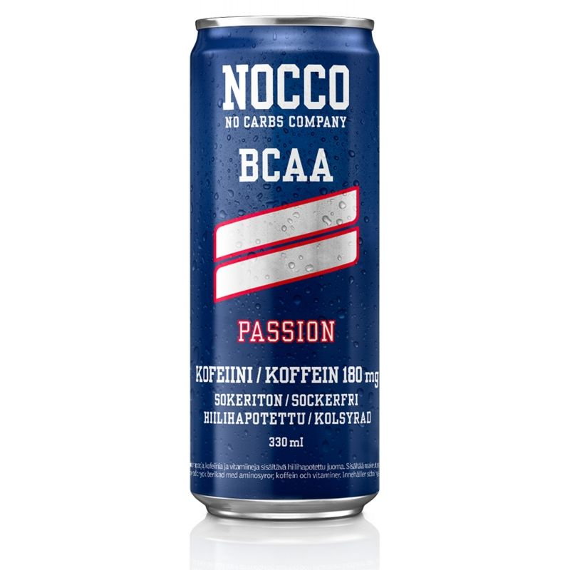 NOCCO ENERGY DRINK - 330 ML.