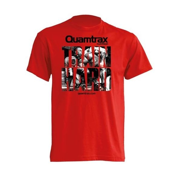 CAMISETA BASIC TRAIN HARD (QUAMTRAX)