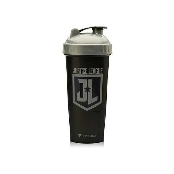 SHAKER MEZCLADOR HERO SERIES JUSTICE LEAGUE - LA LIGA DE LA JUSTICIA (800ml)