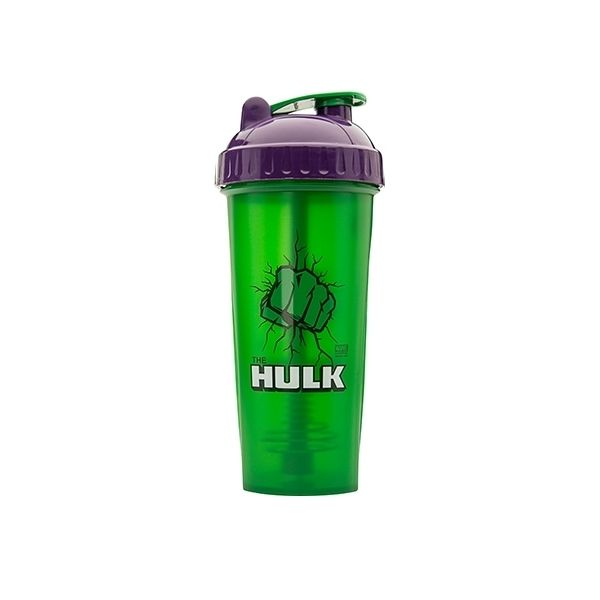 SHAKER MEZCLADOR HERO SERIES HULK (800ml)