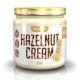 HAZELNUT CREAM (CREMA DE AVELLANAS) SABOR CHOCOLATE BLANCO 250GR.(QUAMTRAX)