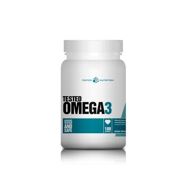 TESTED OMEGA 3 - 100 PERLAS