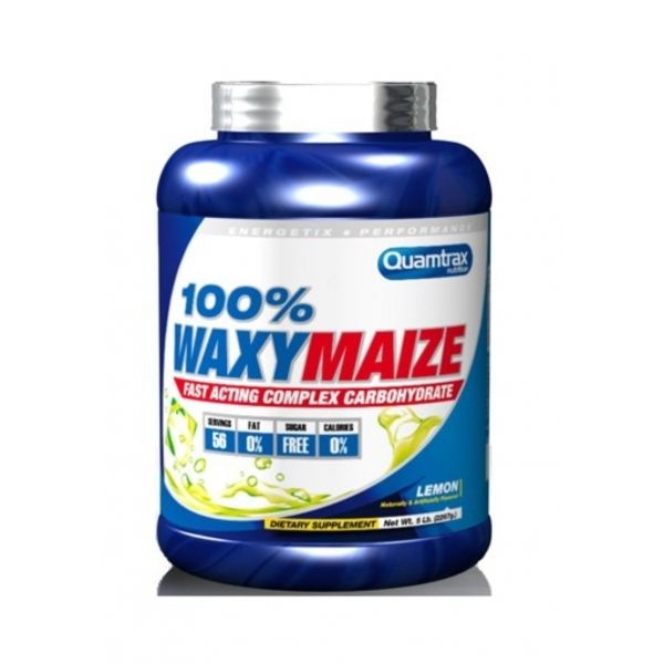 100% WAXY MAIZE - 2,3 KG. (QUAMTRAX)