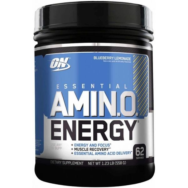 ESSENTIAL AMINO ENERGY - 558 GR. (62 SERVICIOS) - ON