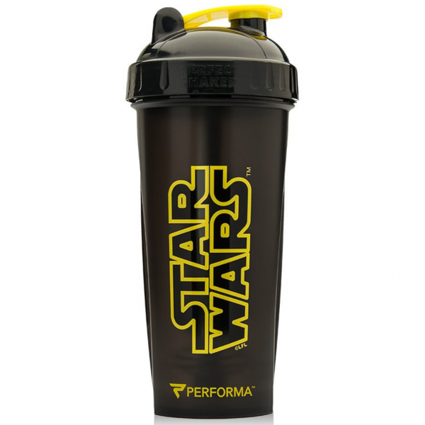 SHAKER MEZCLADOR HERO SERIES STARS WARS LOGO (800ml)