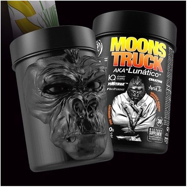 MOONSTRUCK PRE WORKOUT 480 GR. 30 SERV. (ZOOMAD LABS)