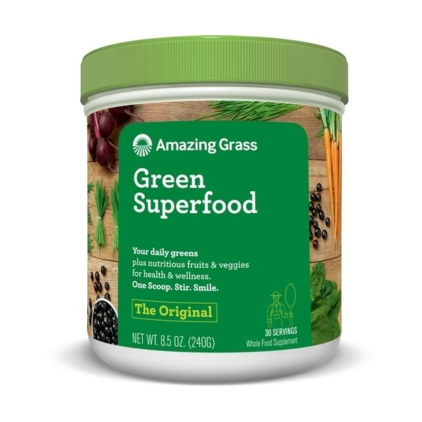 AG GREEN SUPERFOOD 240 GR (AMAZING GRASS)