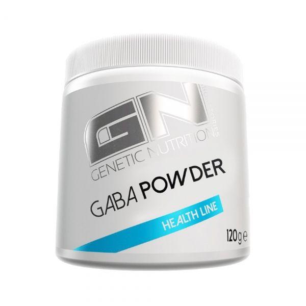 GABA POWDER (GENETIC NUTRITION) - 120 GR.