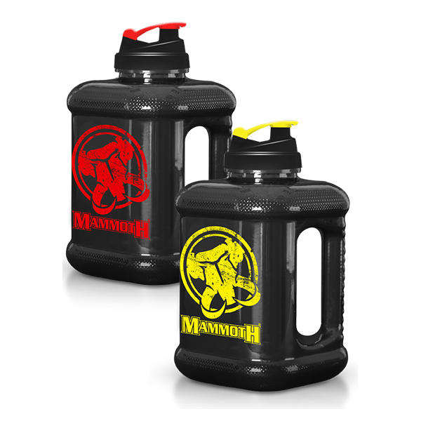 BOTELLA 2 L. MAMMOTH JUG (INTERACTIVE NUTRITION)