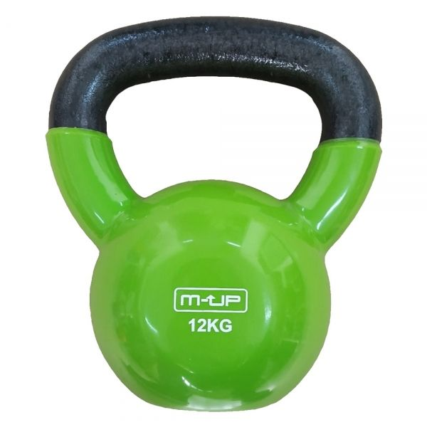 KETTLE BELL DE VINILO 12 KG. (M-UP)
