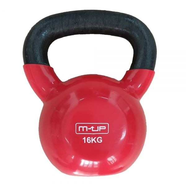 KETTLE BELL DE VINILO 16 KG. (M-UP)