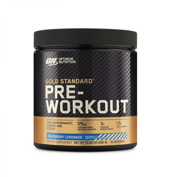 GOLD STANDARD PRE-WORKOUT 330G (ON)