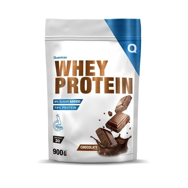 WHEY PROTEIN 900G (QUAMTRAX)