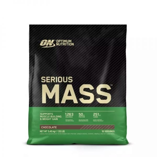 SERIOUS MASS 5,4 KG (ON)