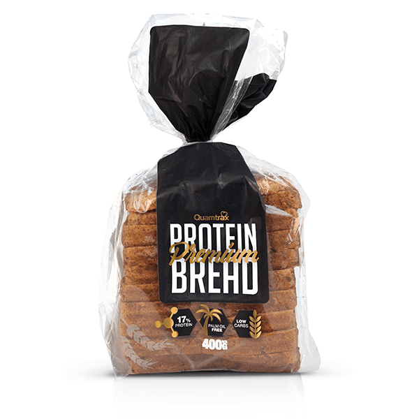 PROTEIN BREAD (PAN PROTEICO) - 400 GR.