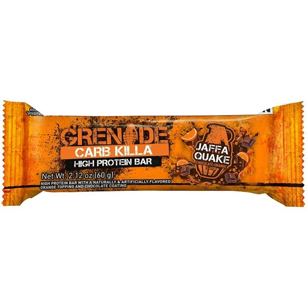 CARB KILLA HIGH PROTEIN BAR 60 GR. (GRENADE)