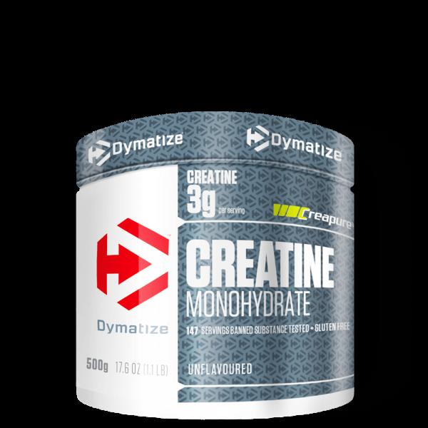 CREATINE MONOHYDRATE CREAPURE 500G (DYMATIZE)
