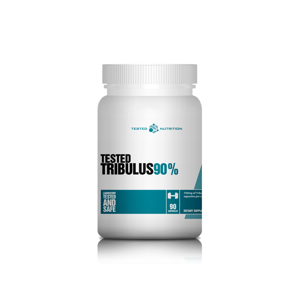 TRIBULUS 90% - 90 CÁPS. (TESTED)