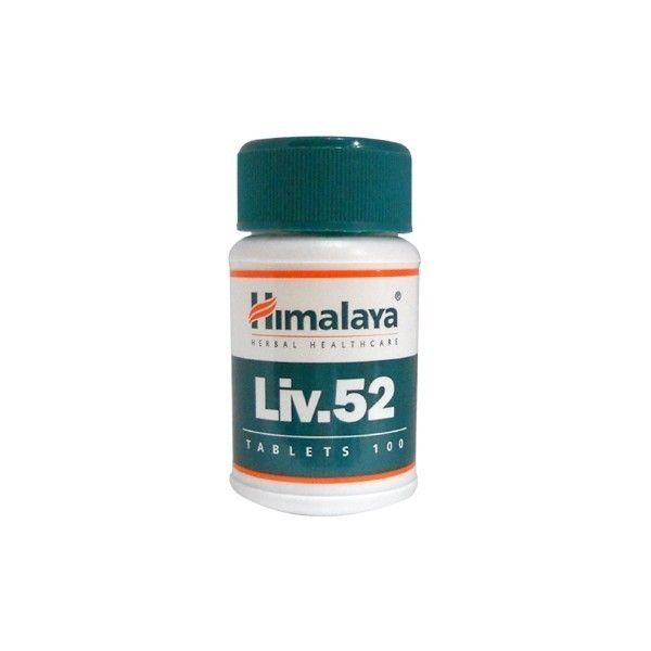 LIV 52 100 comprimidos (HIMALAYA HERBAL)